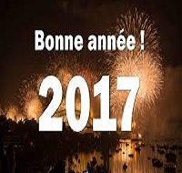 BONNE ET HEUREUSE ANNÉ 2017